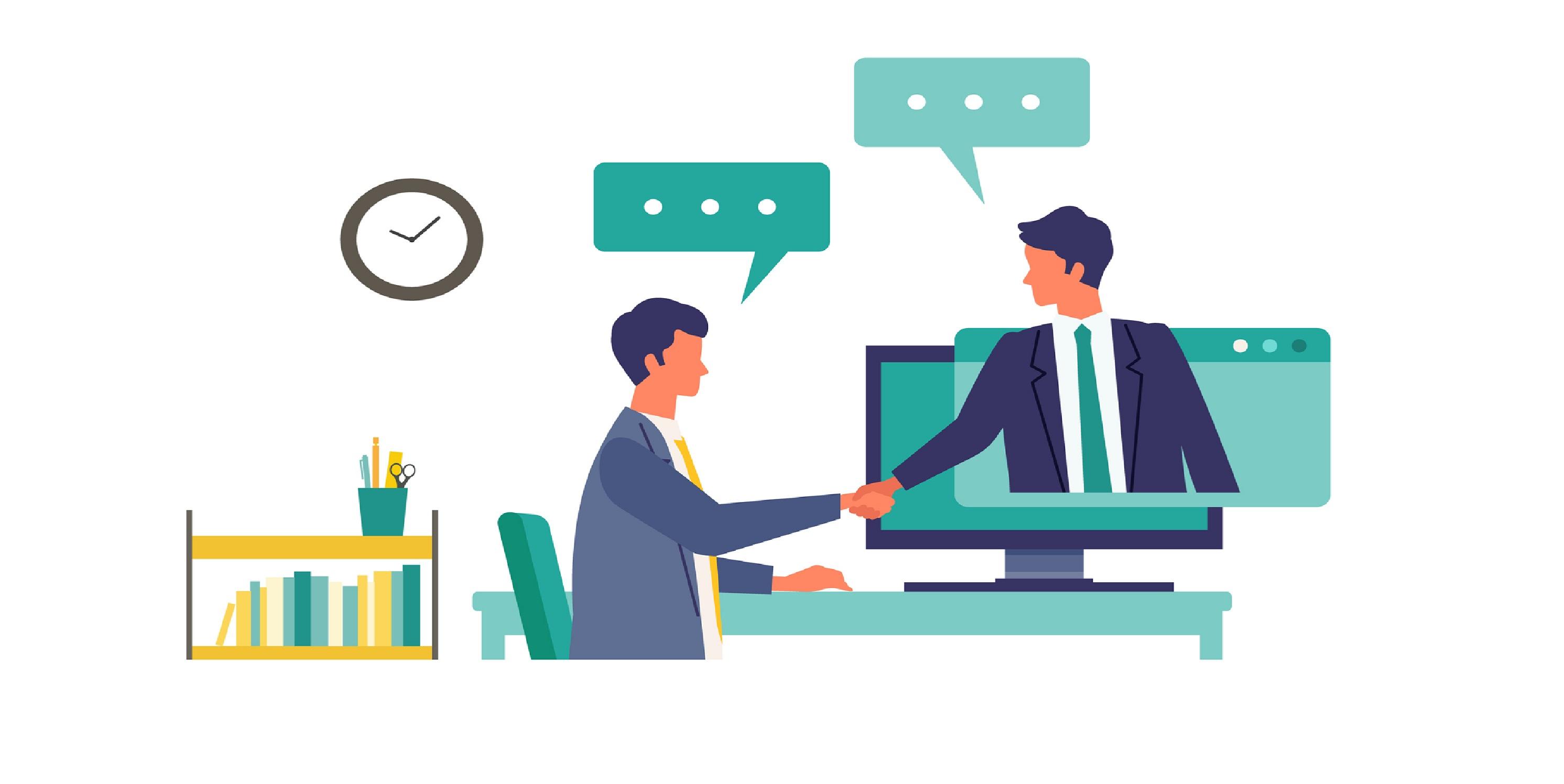 online business negotiations