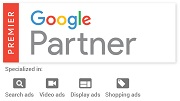プレミアGooglePartner