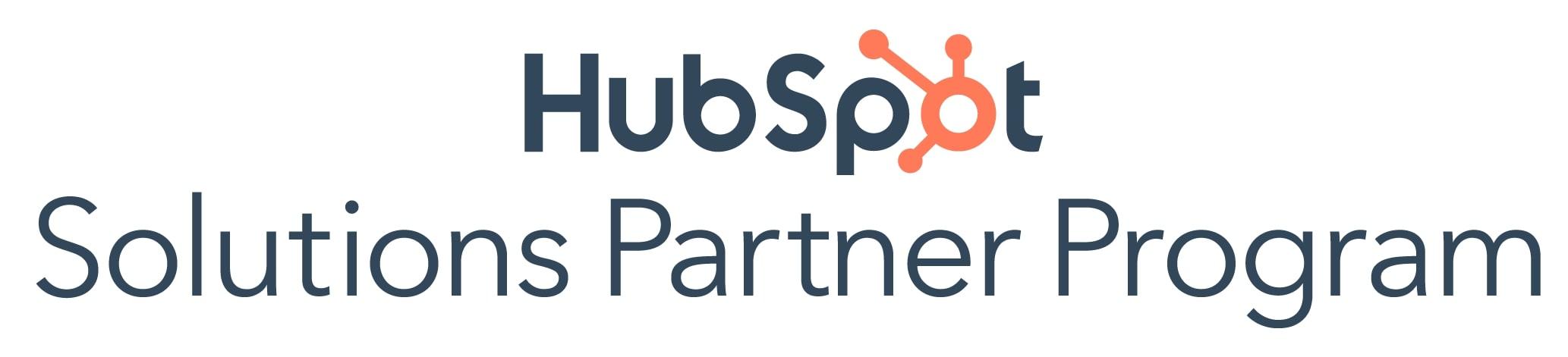 HubSpot認定パートナー